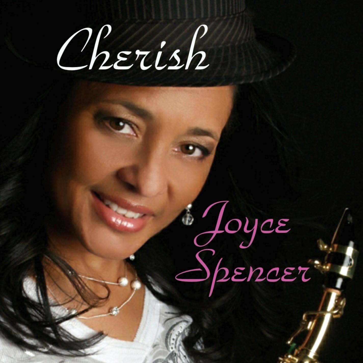Joyce Spencer cover art